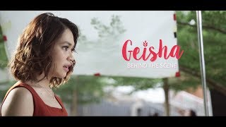 GEISHA Kering Air Mataku Behind The Scene
