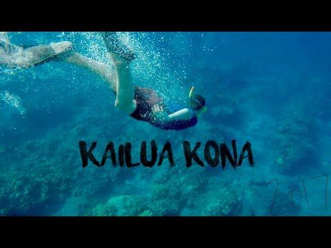 Kona Hawaii Trip 2017