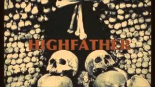 "HIGHFATHER ""Song 2"" Alternative Low Rock Sludge Doom Power Stoner Drone Indie Krautrock Garage Punk"