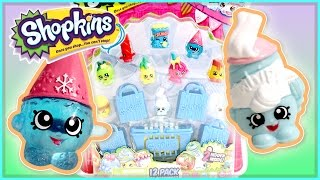 Shopkins 12-pack Season 1 - with 2 hidden surprise Shopkins inside!