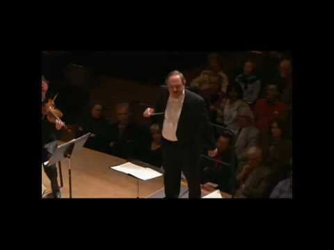 Bruno Weil talks about Tafelmusik