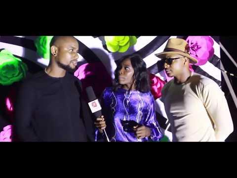 ST EVE'S FASHION SHOW (Red Carpet On TV) IK Ogbonna - Alex Ekubo
