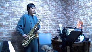 Aladdin - Friend Like Me - Tenor Saxophone Cover