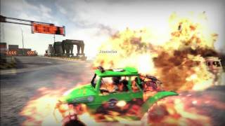 Fireburst - Track Preview Trailer (2011) OFFICIAL   XBLA   HD