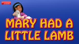Mary Had a Little Lamb - Famous Nursery Rhymes