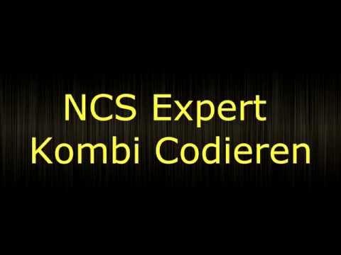 NCS Expert Kombi Codieren German/Deutsch Teil 2
