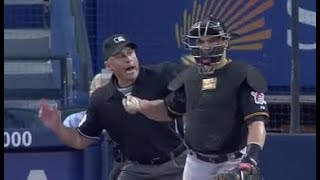 Umpires Overreacting