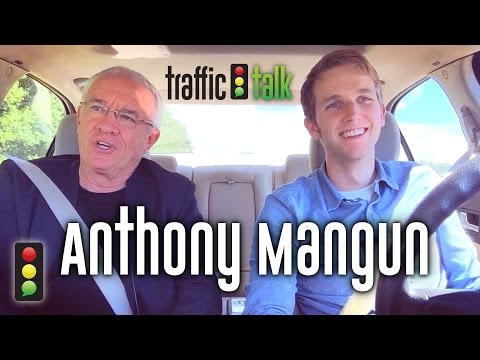 Traffic Talk with Anthony Mangun