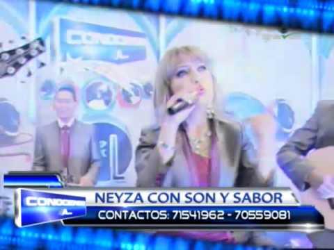 CUMBIA DE HOY - NEYZA CON SON Y SABOR - Y QUE DE MI