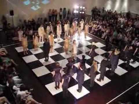 Untitled 15 Chess fashion show at the Denver Art Museum  YouTube