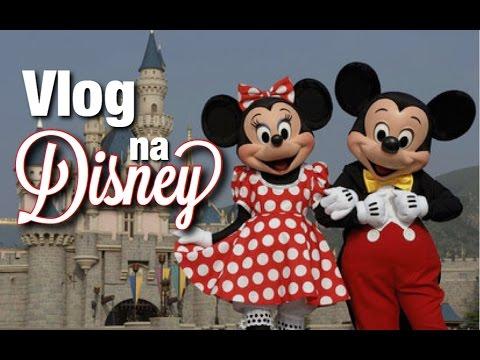 Vlog na Disney ep 1 - Nathália Jackeline walmart
