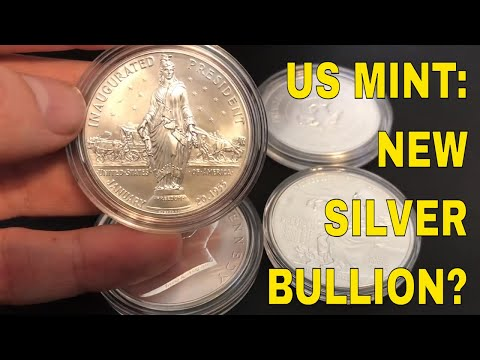 New Silver Bullion Program From The U.S. Mint!?