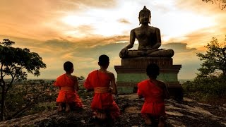 Namaste: Devi Prayer,  Buddhist music, gentle, calming, peaceful music, relaxing music