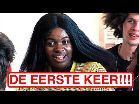 DE EERSTE KEER SEX