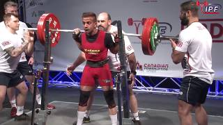 Men Open, 66 kg - World Classic Powerlifting Championships 2018