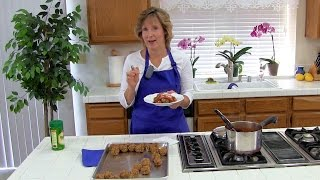 How To Make Pecan Meatballs: A Delicious, Easy, Healthy Meatball Recipe!