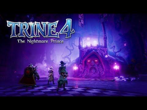 Trine 4: The Nightmare Prince - En Coop Sur Xbox One X - 01