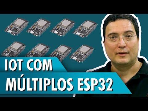 IOT com Múltiplos ESP32
