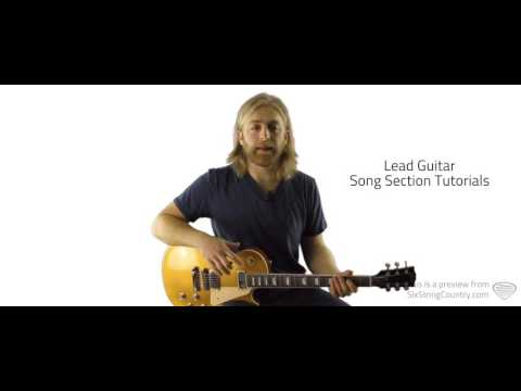 Humble and Kind - Guitar Lesson and Tutorial - Tim McGraw
