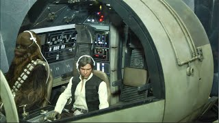 Hot Toys 1/6 scale early look Star Wars Millennium Falcon SDCC 07/10/15