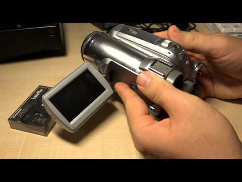 NV-GS280 Panasonic Digital Video Camera