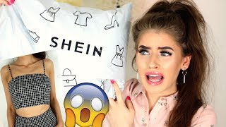 HUGE SHEIN TRY ON HAUL - 100% HONEST REVIEW! | Jessie B