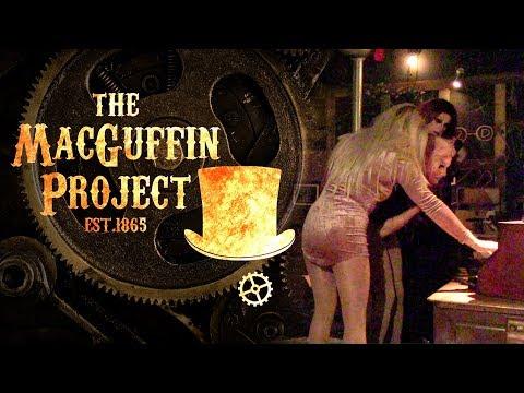 The MacGuffin Project VS Novympia