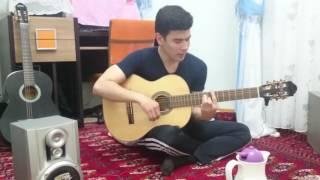 Turkmen gitara Rowshen Soltanow Hurmam 2017