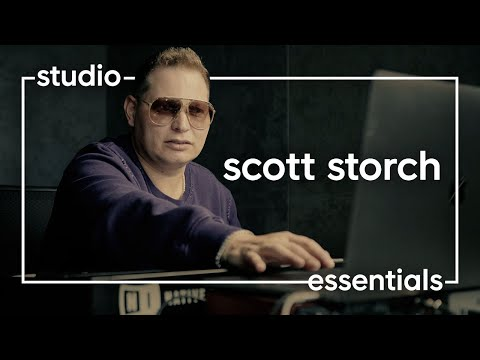 Scott Storch (50 Cent, Dr. Dre) Shows What You Need To Make A Hit