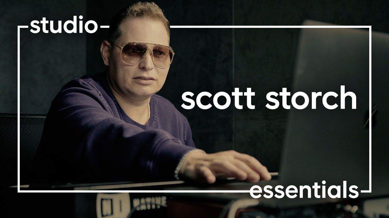 Scott Storch (50 Cent, Dr  Dre) shows what you need to make a hit