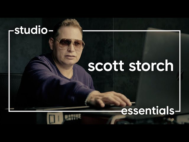 Scott Storch Details How To Make A Hit, Drops Sample Pack