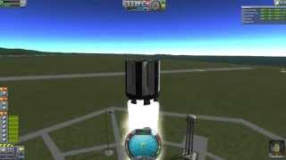 Shortest Possible Space Mission Challenge - Kerbal Space Program