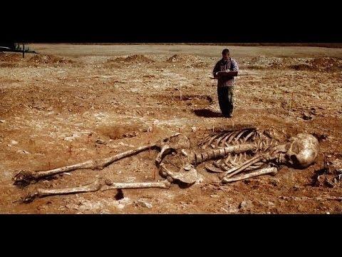 Документальный фильм - То, Что Увидели Археологи, Было Выше Их Понимания  Тайна Гробницы Великана