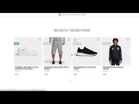 separation shoes 4fb3d 4f197 Live Video Trying To Cop Adidas x Neighborhood NMD R1 Shoes Kicks Sneakers!  2 24