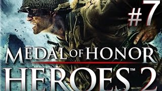 Medal of Honor: Heroes 2 - Mission 7: Destroy Train walkthrough (Wii, PSP)