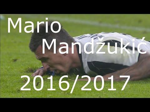 Goals and Skills Mario Mandžukić 2016/2017