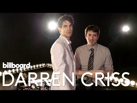 Darren Criss' 'Hedwig and the Angry Inch' Makeup Tutorial