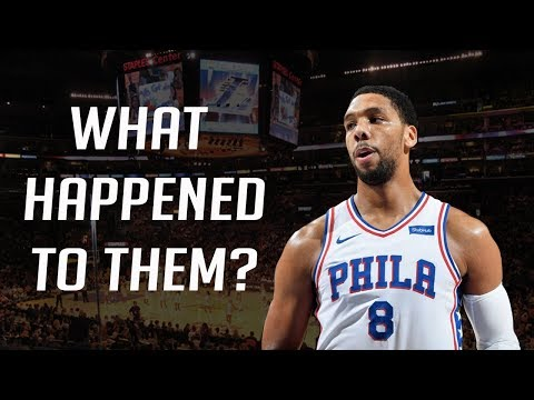 4 NBA Players That Looked Like STARS Then COMPLETELY Fell Off!