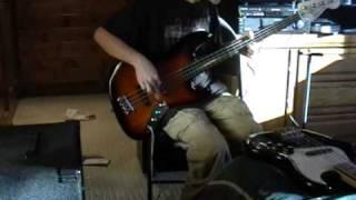 The Police - Miss Gradenko on bass