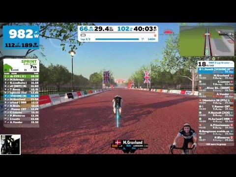 WBR 2 Lap Greater London Flat Race   Category B