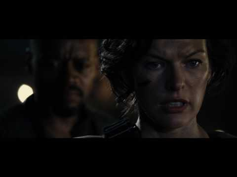 Обитель Зла: Последняя Глава - Trailer
