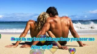 After all these years w/lyrics Arnel Pineda/Journey