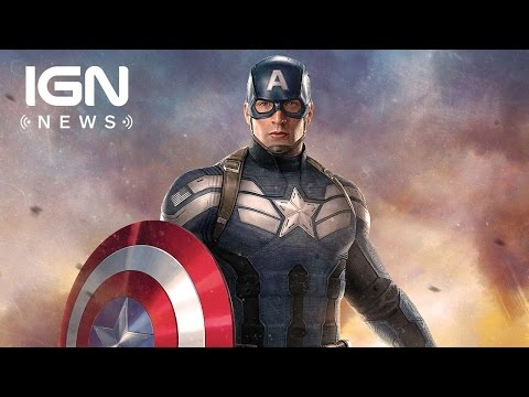 Captain America: Civil War Cut Scene Hinted at Beloved Comic Book Story - IGN News