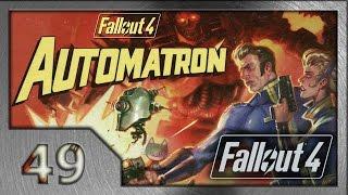 Fallout 4. Прохождение 49 . Охотник за головами 2 Automatron DLC .