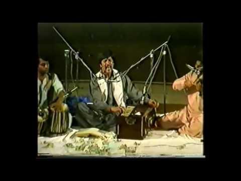 Idhar Zindgi Ka Janaza Uthay Ga live old urdu ghazal by Attaullah Khan Essakhelvi