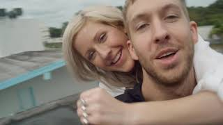 Calvin Harris feat. Ellie Goulding - I Need Your Love 432 Hz