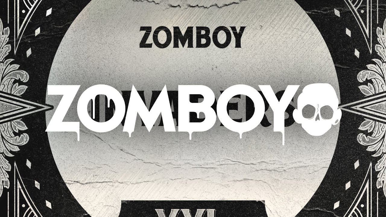Zomboy - Invaders