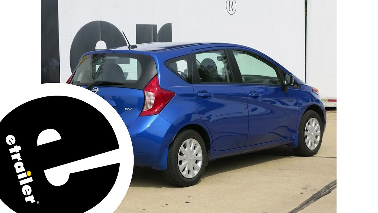 small resolution of curt trailer hitch installation 2016 nissan versa note etrailer 2008 nissan versa trailer wiring