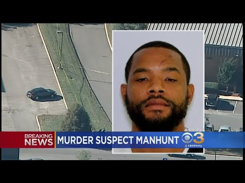 Suspect Wanted In Deadly Maryland Shooting Connected To Shooting In Wilmington