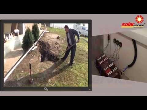 Sistem hibrid eoliana + panouri fotovoltaice Idella in Ilfov